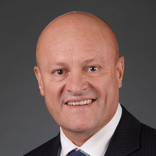Image of The Hon. David Hodgett