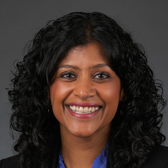 Image of Dr Samantha Ratnam