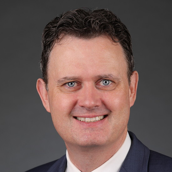 Image of The Hon. Robin Scott