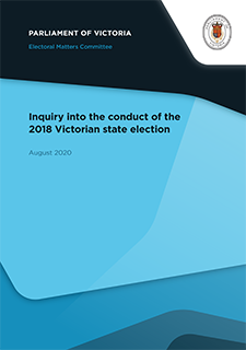 EMC 59 01 2018 Vic Election Cover