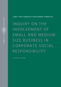 Corporate Social Responsibility Inquiry Report