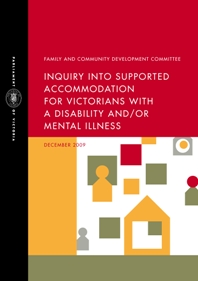Supported Accommodation Inquiry Report