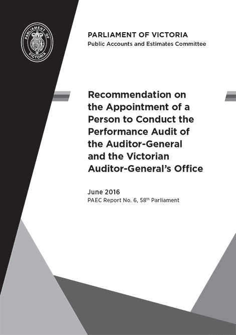 PAEC 58 06 Performance Audit Front Cover 1