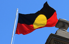 Aboriginal Flag NEW
