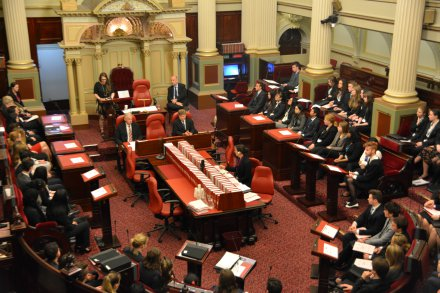 Opening Youth Parliament